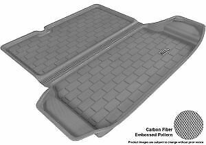 3D MAXpider for 2012-2020 Chevrolet Sonic Kagu Cargo Liner - Gray - aceM1CH02913