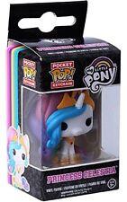 Funko Pocket Pop! Llavero: Pony-Princess Celestia My Little (llavero)