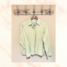 Vintage Talbots Wool Blend Petite Summer Blouse 8P