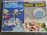 2 X BD SERON E.O N° 16 ET 17 / 1985 COMPLETE B.E.D'USAGE