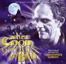 Soundtrack CD (Score) Christopher Gordon When Good Ghouls Go Bad (Varese)
