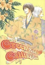 Gintama YAOI Doujinshi ( Gintoki x Takasugi ) Green And Gold / Calling You
