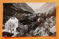 Slowenien Slovenija AK Soca 1950er Gebäude Ortsansicht Häuser Gebirge +++