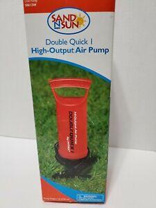 Sand N Sun Double Quick High Output Hand Air Pump