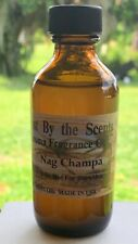 Nag Champa 2 Oz Fragrance Oil & Diffuser FREE SHIPPING Home Fragrance Oil Scent