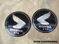 Honda 175 CA175 CD175 CB175 CL175 Emblem Fuel Tank L/R  A pair ,