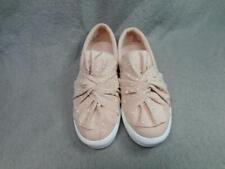 MIA WOMAN'S TEXTILE UPPER  BOAT / CASUAL SHOES SIZE 8M  SLIGHTLY USED N/R