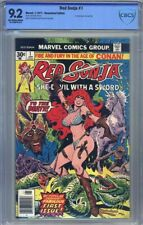 Red Sonja #1 (1977) CBCS 9.2 Thorne 1st Red Sonja in Her Own Title not CGC