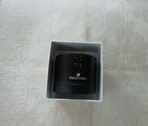 NEW!!!! RARE!!! Bluetooth Speaker Jet Black Swarovski B5