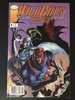 Wildcats Trilogy 1993 #1 Newsstand Variant Image Comic Book
