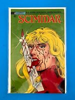 SCIMIDAR #4A ETERNITY COMICS 1988 NM+