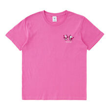 Tokyo 2020 Olympic Paralympic mascot Someity Unisex chest T-shirt pink L size