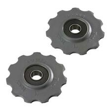 Jockey wheels stainless bearings Shimano T4060 Tacx 9 10 speed