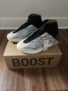 adidas Yeezy White YZY BSKTBL BASKETBALL QNTM Size 11.5 FZ4362