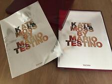 Publicación KATE MOSS by MARIO TESTINO - Edición Limitada 1.500 - TASCHEN