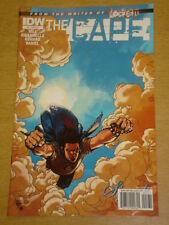 CAPE #1 RI B SIGNED EDITION COVER 2011 IDW ZACH HOWARD