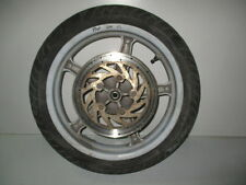 Ruota Anteriore Cerchio Disco Freno Freni Ruote Kymco People 250 2003 2005 Wheel
