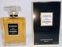 Chanel Coco 3.4 oz Eau De Parfum Spray For Women Brand New In Box Sealed