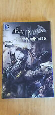 BATMAN: ARKHAM UNHINGED VOL 2~BASED ON THE HIT VIDEOGAME~DC HARDCOVER NEW SEALED