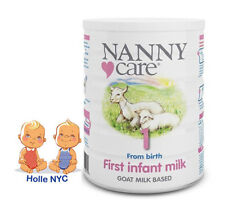Nanny care Infant Formula Goat Milk 900g 09/2019 Free Priority Mail