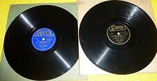 "Woody Herman 2X10"" 78 rpm Lot LAMPLIGHTER'S SERENADE, COULDN'T SLEEP A WINK LAST"