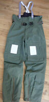 BALLYCLARE MK 4A COLD WEATHER TROUSERS SIZE: 7 GENUINE RAF ISSUE