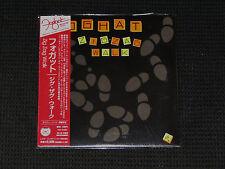 Foghat Zig Zag Walk 2007 JVC/Japan Mini LP Authentic K2HD CD Savoy Brown OOP