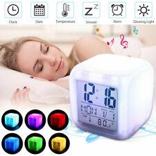 7Farbe LED Wake up Light Stimung...
