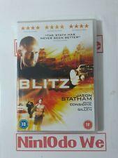 Blitz (DVD, 2011) - Used. - Jason Statham