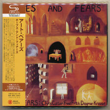 Art Bears - Hopes And Fears Japan Mini LP SHM CD Henry Cow Fred Frith Prog NEW!