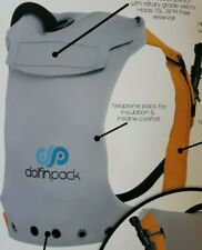 Form-Fitting Extreme Sports Hydration Pack - BPA Free Comfortable Fit, Open Box