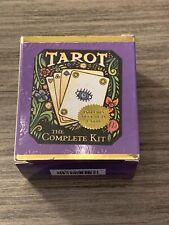TAROT The Complete Kit - Running Press MEGA MINI KITS - 78 Card Set & Book / Box