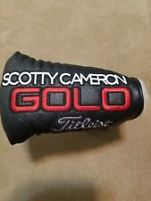 Titleist Scotty Cameron GOLO Mid Mallet Putter Head Cover