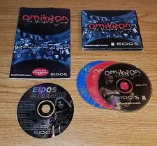 Omikron The Nomad Soul PC windows free-roaming third-person 3D adventure game
