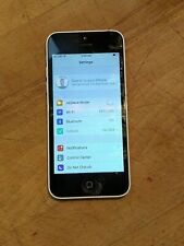 Apple iPhone 5C - 8GB - White (EE) Used, fully working.