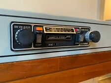 Dukane Rack Mountable AM / FM Stereo Cassette Deck.Radio. Tested and Working.