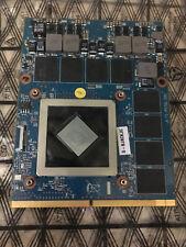 CLEVO HD8970M / R9 M290X 4GB GDDR5 Grafikkarte Gamer MXM-B 3.0 DELL MSI