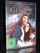 DVD DIE ZEHN (10) GEBOTE - DIE BIBEL-VERFILMUNG 1939 JESUS - FILM-KLASSIKER NEU