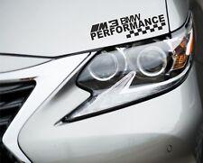 Performance Sticker Fits BMW M3 Logo Premium Qaulity Decals Graphics GP36