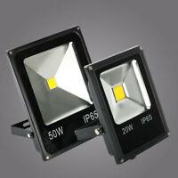 LED Flood Light Outdoor Floodlight 220V Waterproof Wall Spotlight Exterieur Lamp
