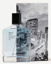 Zara Man Seoul Winter Original Eau De Toilette Men's Perfume 100ml 3.4oz