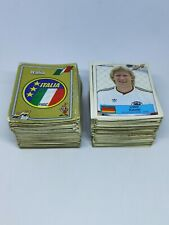 PANINI EURO 88 BIG LOT BUNDLE 380 STICKERS VTG UNUSED ALL WITH BACK