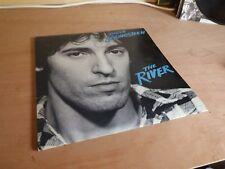 Bruce Springsteen, The River, Double Vinyl LP, CBS 88510C UK 1st pressing NM/NM