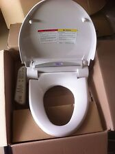 New QUOSS Q5500 Digital Bidet Toilet Seat Washlet Dry Warm Electric