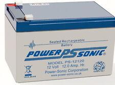 Días De Medicina SIDA (DMA) baterías Powersonic Batería Strider Micro