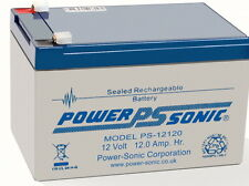 Tage Hilfsmittel (DMA) Strider Micro Batterien POWERSONIC BATTERIE NEU