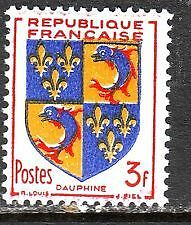FRANCE TIMBRE NEUF N° 954 **  BLASON  DAUPHINE