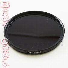55mm 55 mm slim 680Nm infrarouge IR 680 Filtre pour Canon Nikon Pentax Sony Olympus