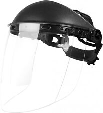 Bolle Sphere Face Shield - Clear Polycarbonate - SPHERPI