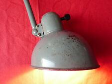 frühe Kaiser Idell 6654 Leuchte Lampe TOP Klemmleuchte Architektenlampe